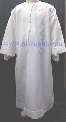 Omani Style Thobe for Kids