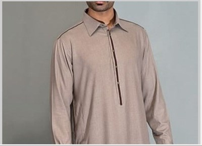 Designer Shalwar Kameez Suit (Made on Order)