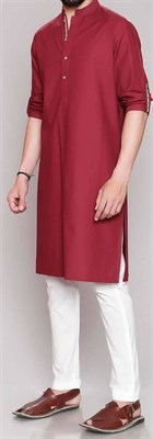 Designer Kurta with Pajaama Suit (Made on Order)