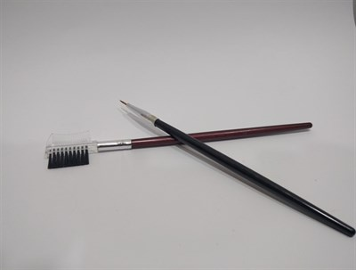 Pack of 2 - Eye Brows and Lip Brush