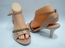 Fancy Heel Sandals