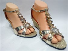 Fancy High Heel Sandals