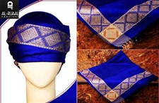 Fashion Head Scarf (Blue)