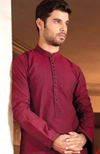 Designer Kurta Shalwar Suit (Made on Order)