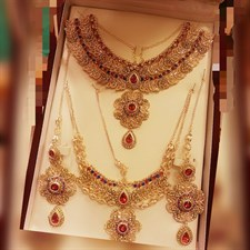 Designer Bridal Set