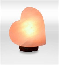 Heart Shape Salt Lamp