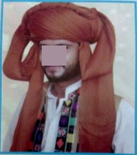 Traditional Balochi Turban (Dastar)